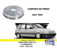 CAMPANA DE FRENO FIAT TIPO