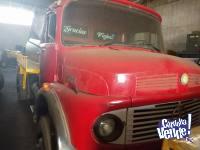 Camion de Desagotes - Mercedes 1114