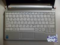 0083 Repuestos Netbook Acer Aspire One ZG5 - Despiece