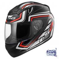 CASCO LS2 352-RANGER INTEGRAL BLACK RED