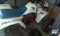 Cuatriciclo Honda fourtrax 200 inpecable