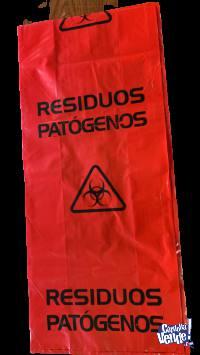 Bolsas de Residuos Patologicos de 60x90 cm x 100 mic x 50 u.