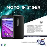 Motorola Moto G3 (Digital Planet) Nuevos-Libres-Garantia