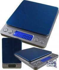 Balanza Digital Portatil 0,01gr A 500gr. Precisión