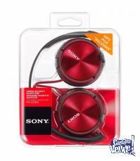 Auriculares Sony Mdr-zx310 Ap Vincha Plegable Varios Colores