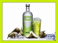 ABSOLUT PEARS - VODKA - (750 ML)