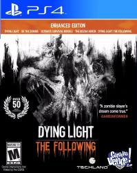 Dying Light The Follow	ORIGINAL, FISICO