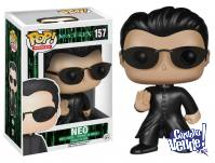 Funko Pop Matrix Neo #157