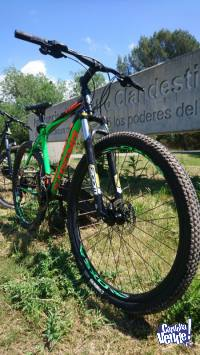 MTB Oxea Strong 27vel. talle M