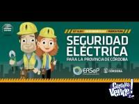 Electricista Mat. 1°cat. APTO ERSEP