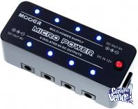 Multifuente Pedal MOOER Micro Power