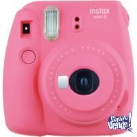 Cámara Fujifilm Instax Mini 9 Selfie