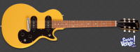 VENDO GIBSON LES PAUL MM SPECIAL P90S COLOR YELLOW TV