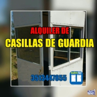Casillas de guardia