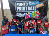 PAINTBALL KIDS !!! (7 a 14 años)