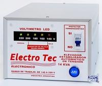 Elevador Automático De Tensión 14 Kva (r 160v)