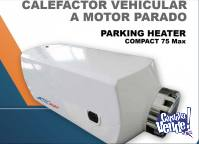 parking heater !!!! calefactor a gasoil ...