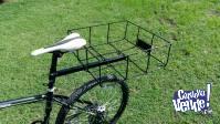 Porta equipaje para bicicletas
