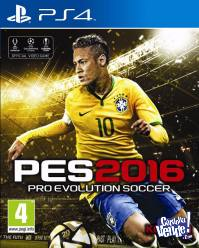 Pro Evolution Soccer 2016	ORIGINAL, FISICO