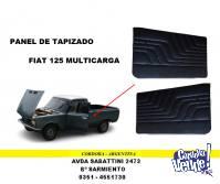 PANEL DE TAPIZADO DE PUERTA FIAT 125 MULTICARGA