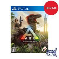 ARK SURVIVAL EVOLVED PS4 DIGITAL PS4 DIGITAL