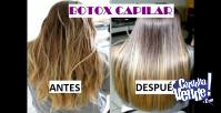 BOTOX CAPILAR PLASTIFICADO BRILLO 3D