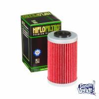 Filtro Aceite Hiflofiltro Hf155 En Baccola Motos Cba.
