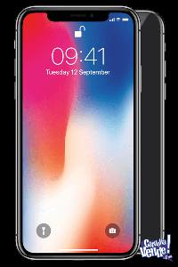 iphone X de 64GB Garant Oficial Apple/Local Poeta Lugones