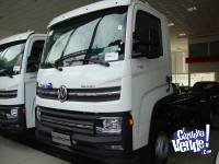Volkswagen 11.180 Delivery chasis c/cabina