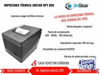 Comandera impresora Térmica 3nstar Rpt008 Ethernet Red Lan