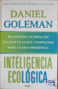 INTELIGENCIA ECOLÓGICA  DANIEL GOLEMAN