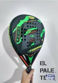 Paleta Royal Tigra 2019 + Cubre + Protector