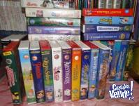VIDEO CASSETTES INFANTILES VARIOS