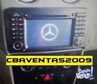 Stereo CENTRAL MULTIMEDIA Mercedes Benz ML Gps Android Bluet