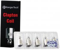 Resistencia Clapton Coil 0.5ohm Kangertech