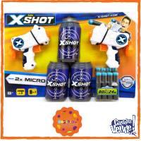 PISTOLA X-SHOT MICRO X 2