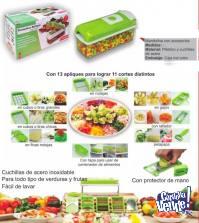 Fácil y Practico Cortador De Frutas Y Verduras Mandolina