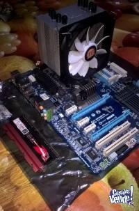 Gigabyte 970A UD3+Fx 6100+Thermaltake+8 Ram ddr3+Disco Duro+