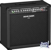 Amplificador De Guitarra Behringer 50 Watts Vt50fx