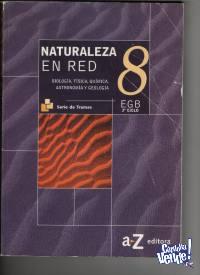 NATURALEZA EN RED Biologia,Fisica,Quimica,Astr.,Geolog. $250