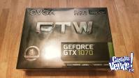 EVGA GeForce GTX 1070 FTW GAMING 8GB GDDR5 Graphics Card