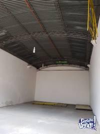 LOCAL + GALPON 100 MTS C/U CON BAÑO $ 22000 + IMP