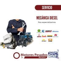 Servicio Mecanico Integral Diesel Pesado