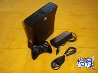 xbox 360 slim 4g - RGH - juegos - leer!!!