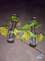 PATINES EXTENSIBLES LECCESE CLASICC