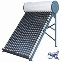 Termotanque Solar 20 tubos 200 litros
