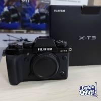 Fujifilm X Series XT3 26.1MP Mirrorless DSLR Digital Camera