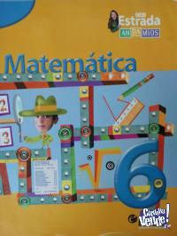 MATEMÁTICA  6   ANDAMIOS      ESTRADA