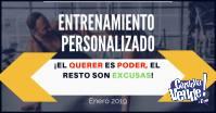ENTRENAMIENTOS PERSONALIZADOS ONLINE Y PRESENCIAL