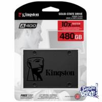 SSD 480GB KINGSTON A400 SATAIII 2.5